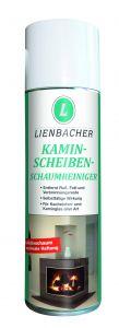 Čistič krbových skel Lienbacher - pěnový čistič, sprej 300 ml