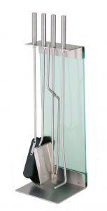 Conmoto TERAS - krbové nářadí, saténové sklo