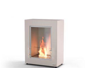 Glammfire Muble 700 - volně stojící biokrb - jednostranný