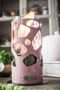 Glammfire Tile Tabletop - světle růžová