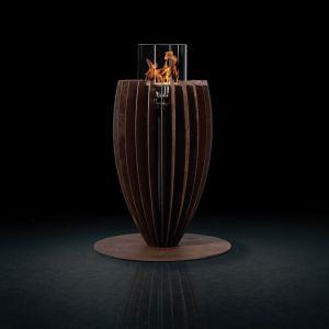 Glammfire Tuli - volně stojící designový biokrb