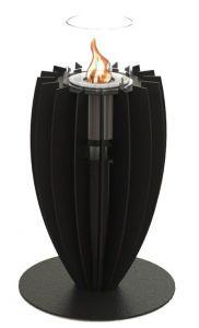 Stolní biokrb Glammfire Tuli Tabletop - černá metalická