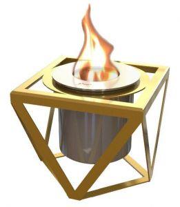Glammfire Alqumia Tabletop - stolní biokrb