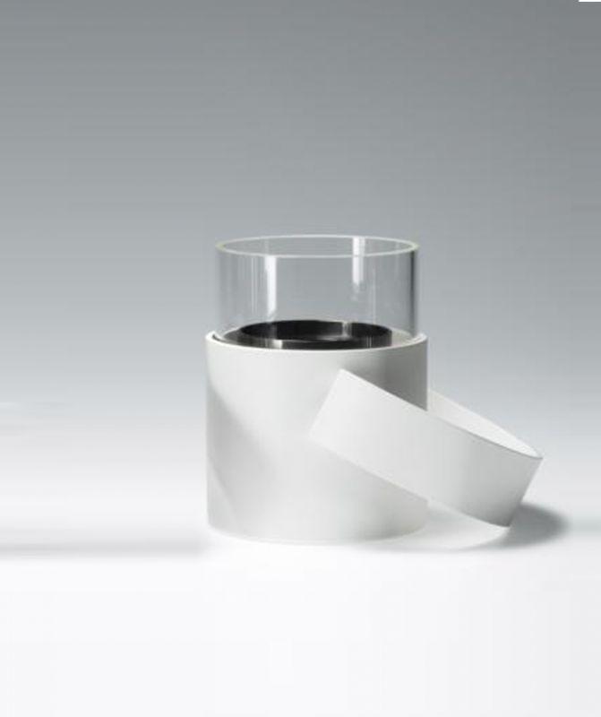 Stolní biokrb Conmoto Hotpot, bílý