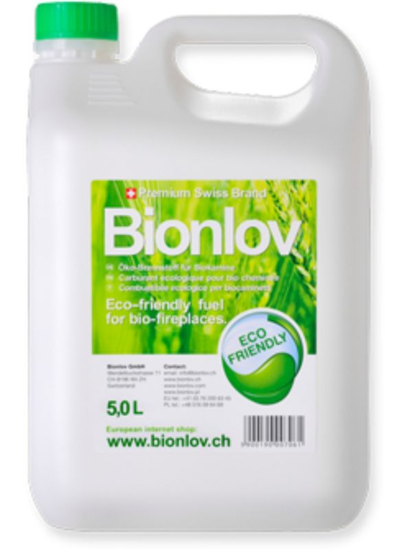 BIONLOV - palivo do biokrbu 5L