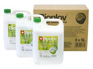 BIONLOV - biolíh - palivo do biokrbů - 3 x 5L