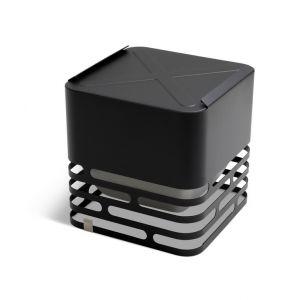 Höfats Cube Corten gril na dřevěné uhlí
