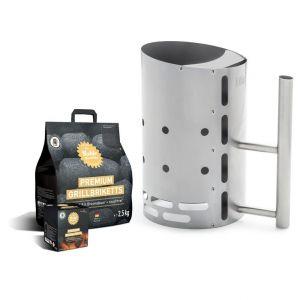 BBQ starter - komínový podpalovač