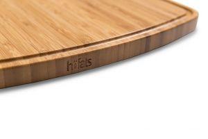 Hoefats Cone - masivní bambusová deska - detail
