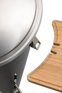 Hoefats Cone - masivní bambusová deska - jednoduchá montáž a demontáž