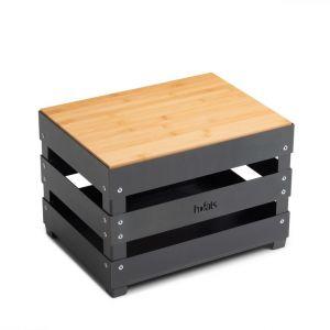 kovový gril Höfats Crate