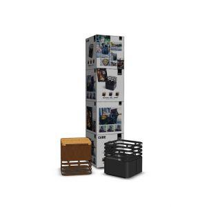 Höfats Cube Black 9