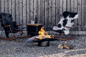 Zahradní ohniště, gril na zahradu Höfats Ellipse
