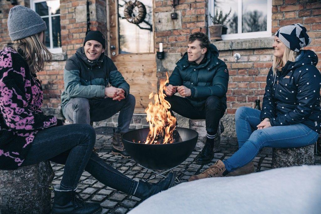 Zahradní ohniště s grilem Höfats Bowl