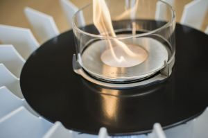 Glammfire Cosmo Tabletop - bílá