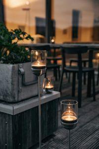 bytová dekorace Höfats Gravity Candle M60