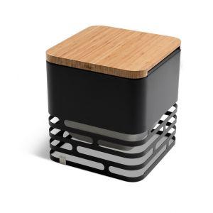 Höfats Cube Corten zahradní gril
