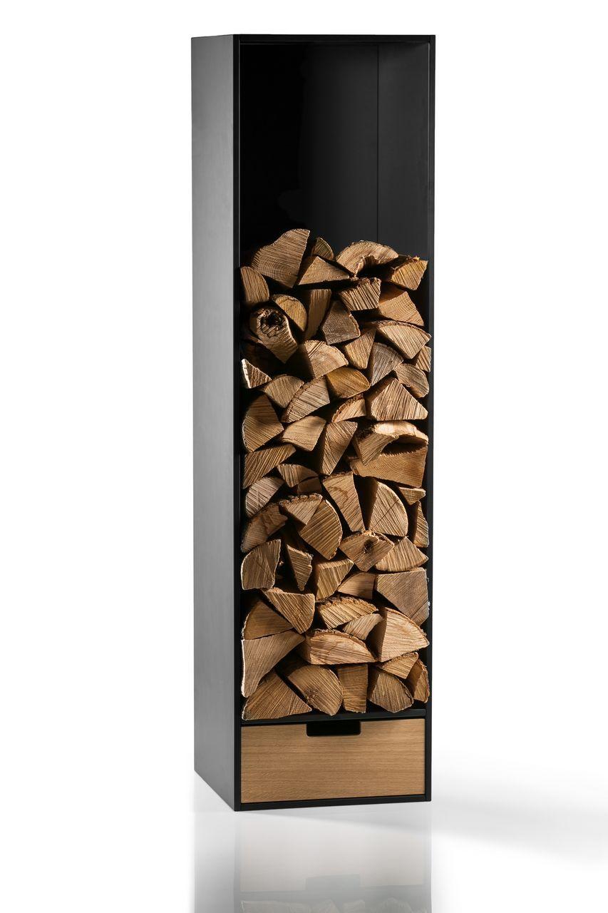 Conmoto Covo - stojan na dřevo ke krbu