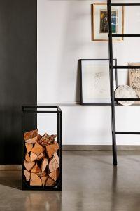 Conmoto Cube - dřevník