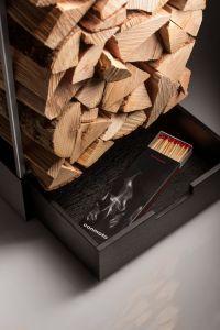 Conmoto Margo - zásobník na dřevo ke krbu