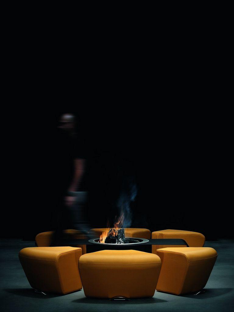 Glammfire Circus - venkovní kovové ohniště