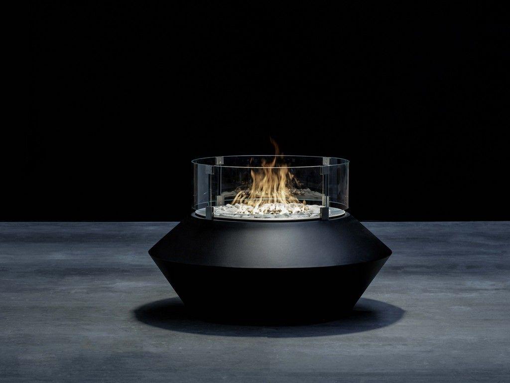 zahradní přenosné ohniště - Glammfire Operetta