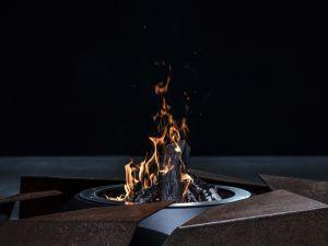 Glammfire Stravaganza - venkovní kovové ohniště