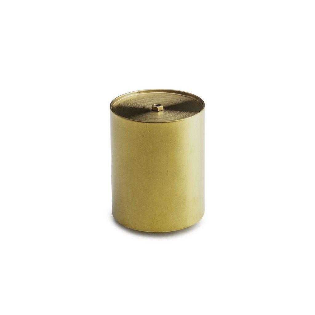 Höfats SPIN 90 Elevation Gold - přídavná podstava pro stolní biokrb Höfats Spin 90, zlatý
