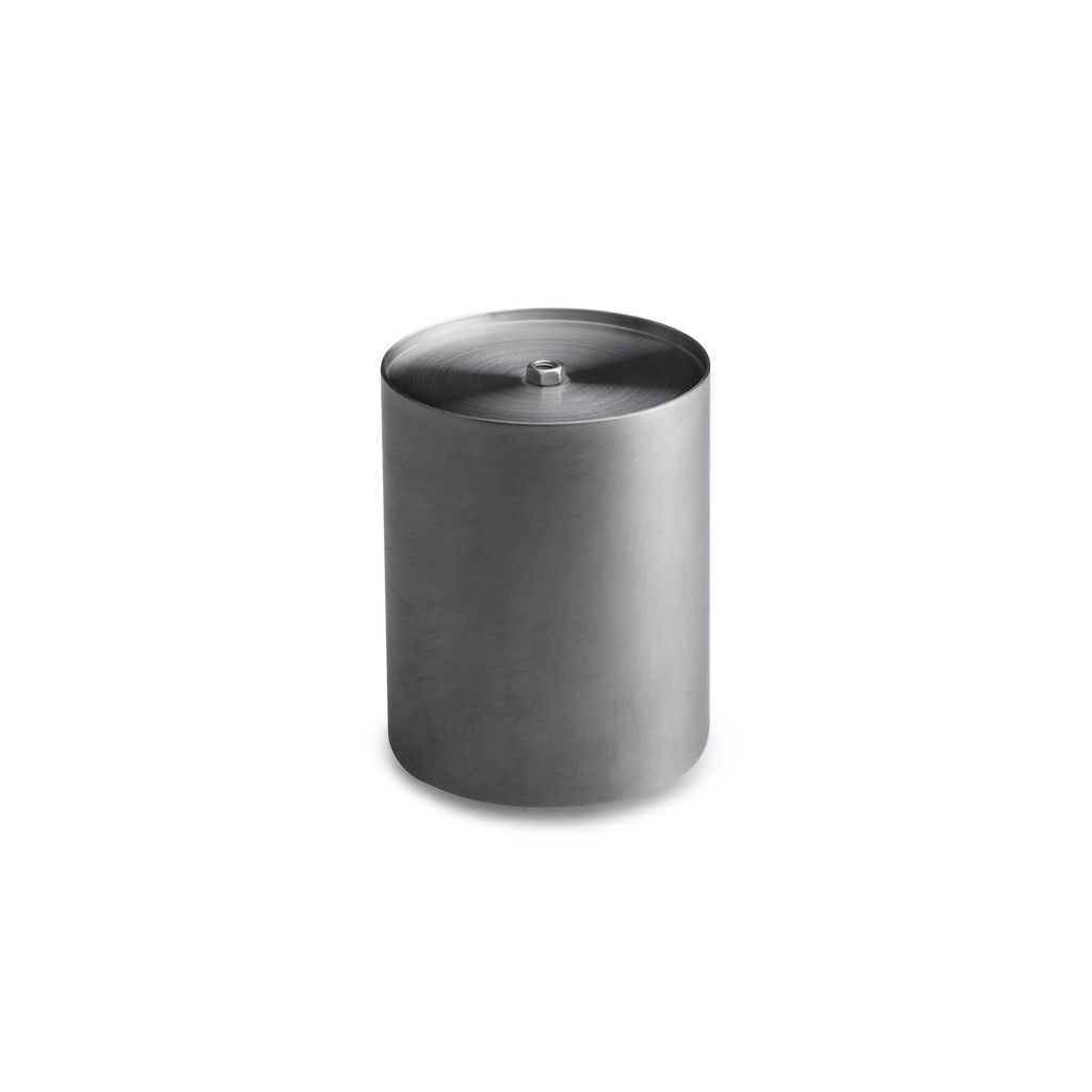 Höfats SPIN 90 Elevation Silver - přídavná podstava pro stolní biokrb Höfats Spin 90, stříbrný