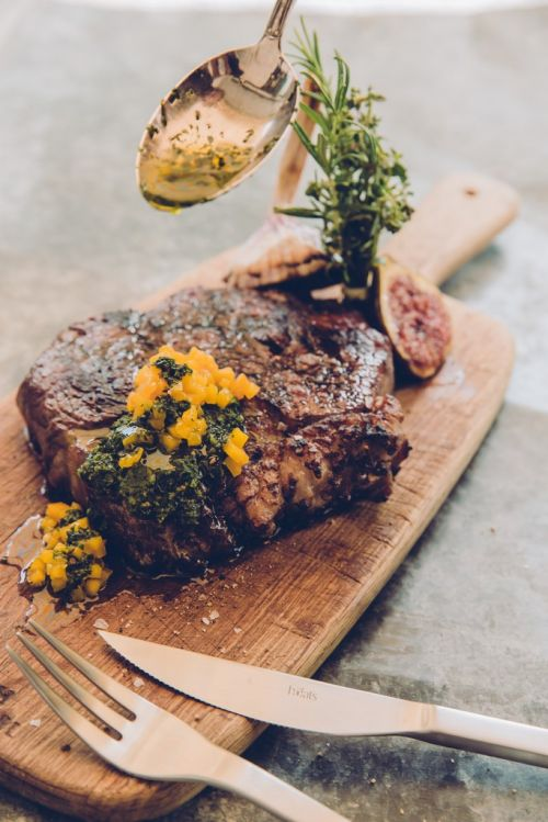Steakové příbory - Höfats Steaktools