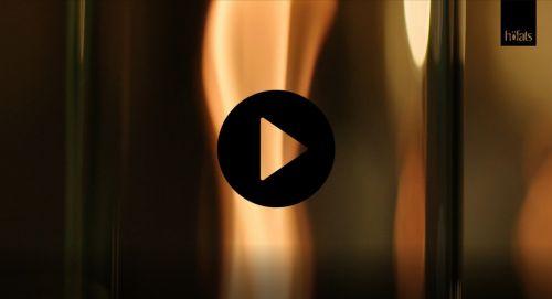 Stolní biokrb Höfats Spin - video